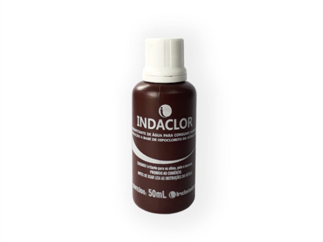 Indaclor - Desinfetante de Água para Consumo Humano