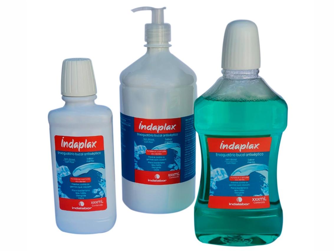 Indaplax - Enxaguatório Bucal Antisséptico